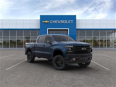 2020 Chevrolet Silverado 1500 Crew Cab 4x4, Pickup #366676 - photo 1