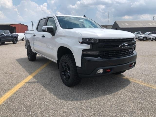2020 Chevrolet Silverado 1500 Crew Cab 4x4, Pickup #370615 - photo 7