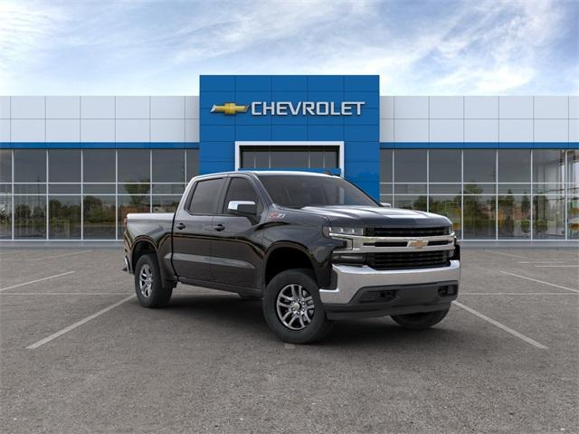 2020 Chevrolet Silverado 1500 Crew Cab 4x4, Pickup #377817 - photo 1