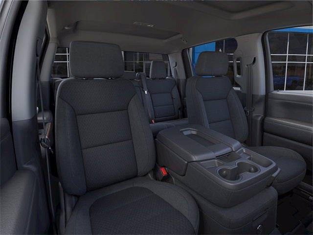 2021 Chevrolet Silverado 1500 Crew Cab 4x4, Pickup #383624 - photo 28