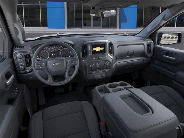 2021 Chevrolet Silverado 1500 Crew Cab 4x4, Pickup #384648 - photo 12