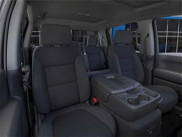 2021 Chevrolet Silverado 1500 Crew Cab 4x4, Pickup #384648 - photo 13