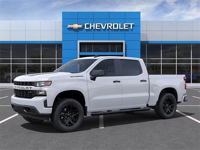 2021 Chevrolet Silverado 1500 Crew Cab 4x4, Pickup #384648 - photo 3