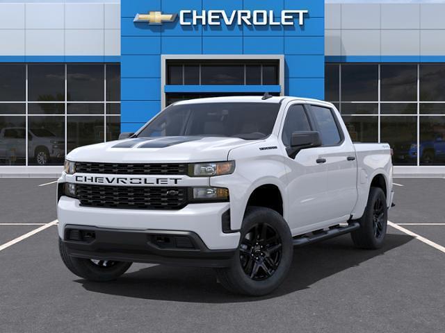 2021 Chevrolet Silverado 1500 Crew Cab 4x4, Pickup #384648 - photo 26