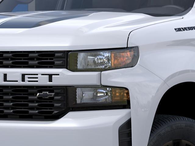 2021 Chevrolet Silverado 1500 Crew Cab 4x4, Pickup #384648 - photo 28