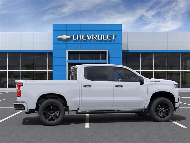 2021 Chevrolet Silverado 1500 Crew Cab 4x4, Pickup #384648 - photo 5