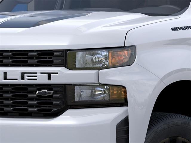 2021 Chevrolet Silverado 1500 Crew Cab 4x4, Pickup #384648 - photo 8