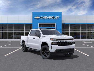 2021 Chevrolet Silverado 1500 Crew Cab 4x4, Pickup #384648 - photo 21