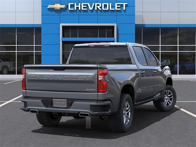 2021 Chevrolet Silverado 1500 Crew Cab 4x4, Pickup #385245 - photo 2