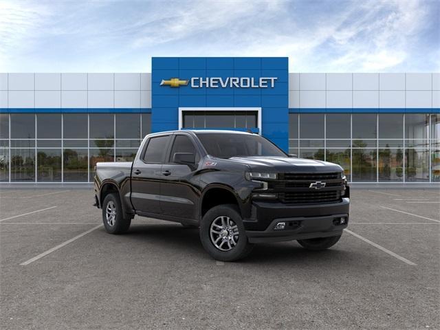 2020 Chevrolet Silverado 1500 Crew Cab 4x4, Pickup #385510 - photo 1