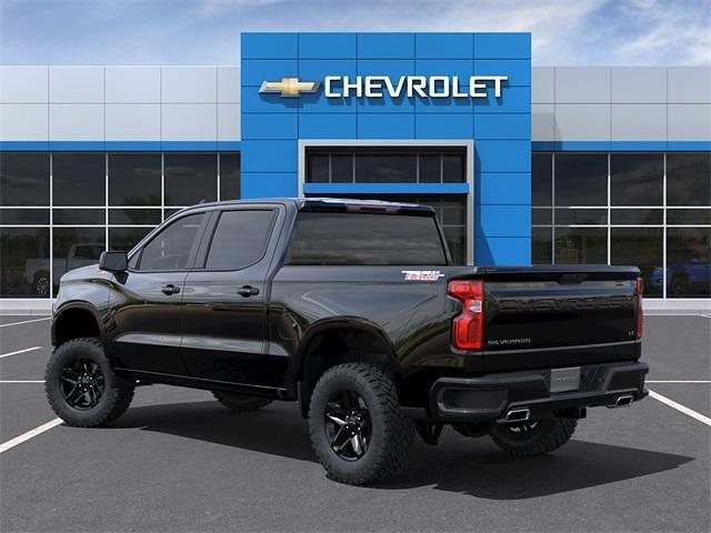 2021 Chevrolet Silverado 1500 Crew Cab 4x4, Pickup #392086 - photo 3