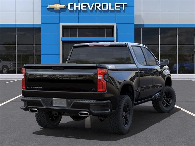 2021 Chevrolet Silverado 1500 Crew Cab 4x4, Pickup #392086 - photo 4