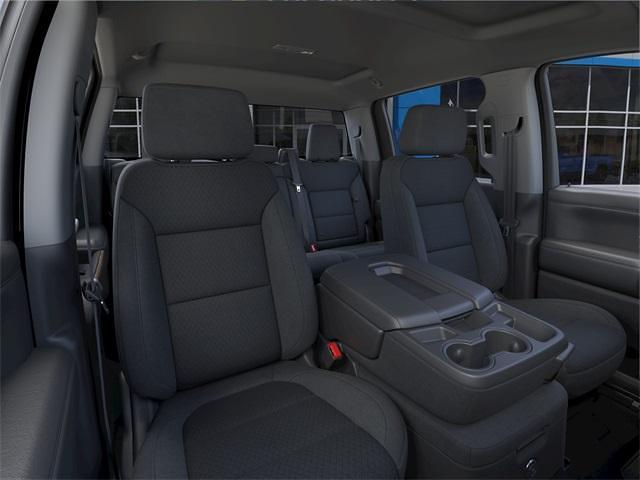 2021 Chevrolet Silverado 1500 Crew Cab 4x4, Pickup #392422 - photo 13