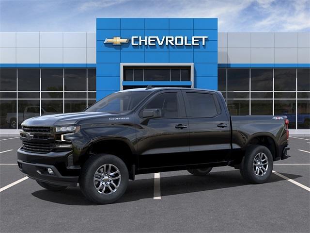 2021 Chevrolet Silverado 1500 Crew Cab 4x4, Pickup #392422 - photo 3