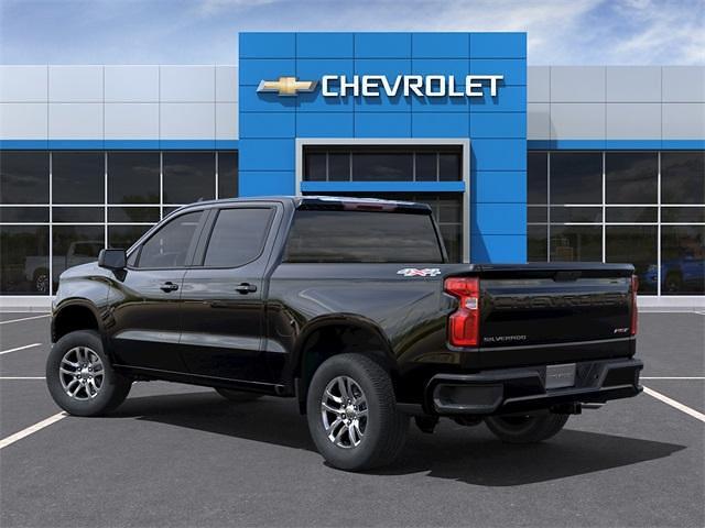 2021 Chevrolet Silverado 1500 Crew Cab 4x4, Pickup #392422 - photo 4