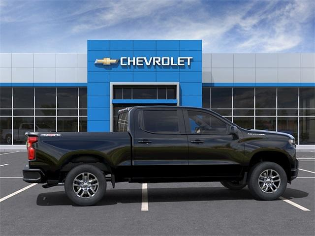 2021 Chevrolet Silverado 1500 Crew Cab 4x4, Pickup #392422 - photo 5