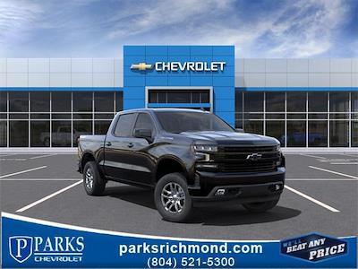 2021 Chevrolet Silverado 1500 Crew Cab 4x4, Pickup #392422 - photo 1