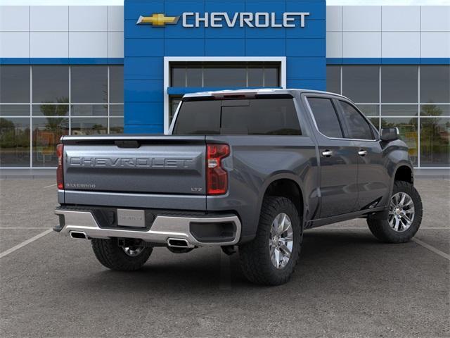 2020 Chevrolet Silverado 1500 Crew Cab 4x4, Pickup #409629 - photo 2