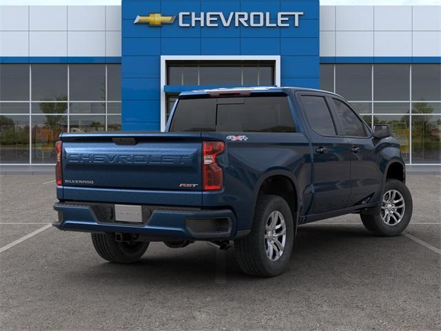 2020 Chevrolet Silverado 1500 Crew Cab 4x4, Pickup #410065X - photo 2