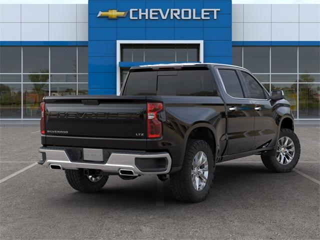 2020 Chevrolet Silverado 1500 Crew Cab 4x4, Pickup #413811 - photo 2