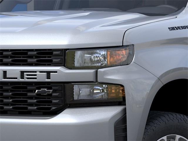 2021 Silverado 1500 Crew Cab 4x4,  Pickup #416509 - photo 8