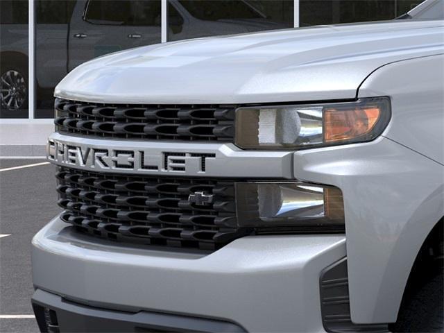 2021 Silverado 1500 Crew Cab 4x4,  Pickup #416509 - photo 11
