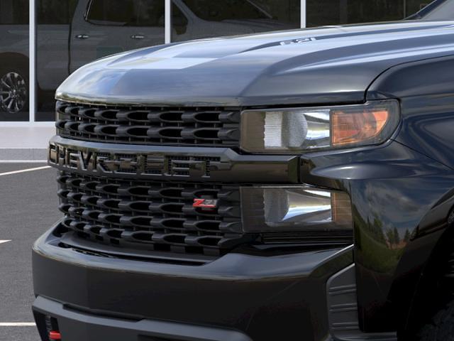 2021 Silverado 1500 Crew Cab 4x4,  Pickup #440398 - photo 31