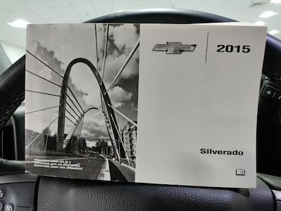 2015 Silverado 1500 Crew Cab 4x4,  Pickup #443857A - photo 45