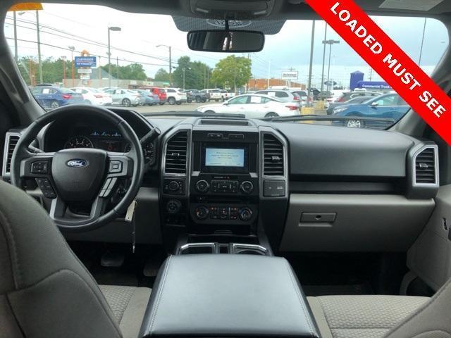 2017 Ford F-150 SuperCrew Cab 4x4, Pickup #7R1562 - photo 25