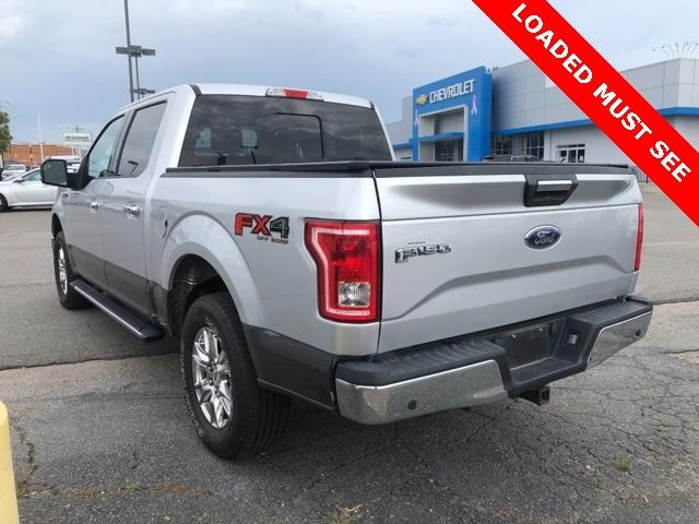 2017 Ford F-150 SuperCrew Cab 4x4, Pickup #7R1562 - photo 2