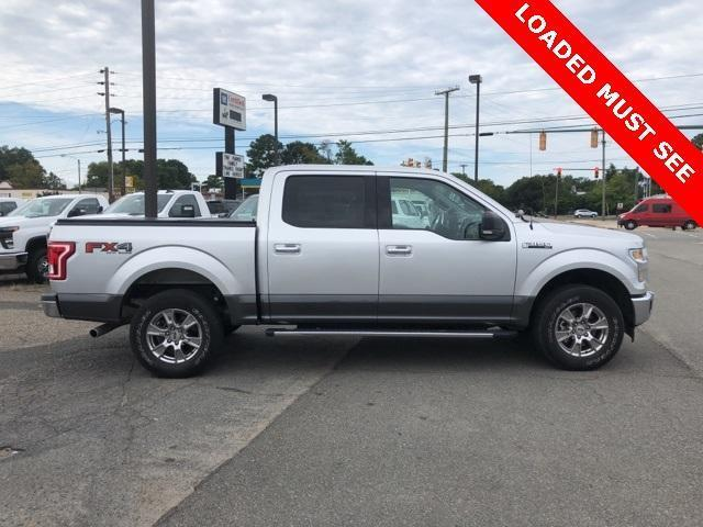 2017 Ford F-150 SuperCrew Cab 4x4, Pickup #7R1562 - photo 6