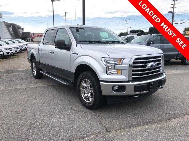 2017 Ford F-150 SuperCrew Cab 4x4, Pickup #7R1562 - photo 7