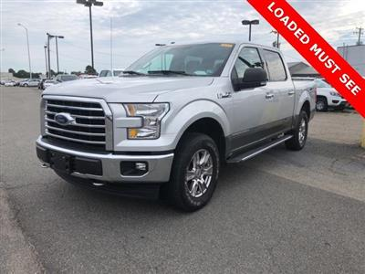 2017 Ford F-150 SuperCrew Cab 4x4, Pickup #7R1562 - photo 1