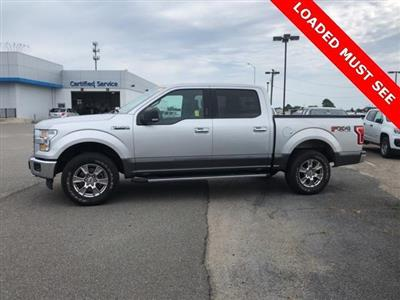 2017 Ford F-150 SuperCrew Cab 4x4, Pickup #7R1562 - photo 3