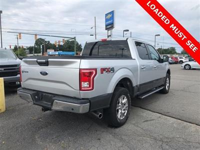 2017 Ford F-150 SuperCrew Cab 4x4, Pickup #7R1562 - photo 5