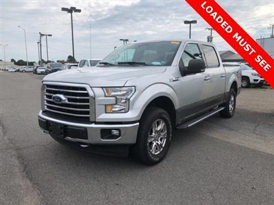 2017 Ford F-150 SuperCrew Cab 4x4, Pickup #7R1562 - photo 9