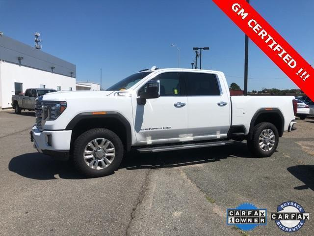 2020 GMC Sierra 2500 Crew Cab 4x4, Pickup #7R1595 - photo 3