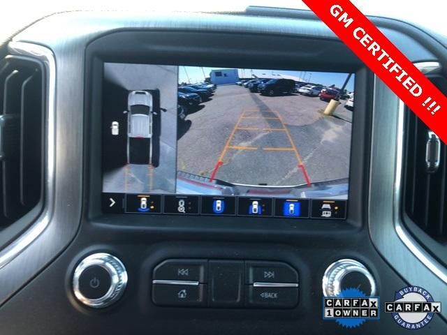 2020 GMC Sierra 2500 Crew Cab 4x4, Pickup #7R1595 - photo 41
