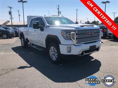 2020 GMC Sierra 2500 Crew Cab 4x4, Pickup #7R1595 - photo 7
