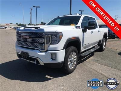 2020 GMC Sierra 2500 Crew Cab 4x4, Pickup #7R1595 - photo 9