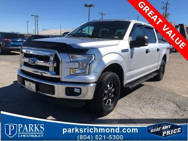 2016 Ford F-150 SuperCrew Cab 4x4, Pickup #7R1789 - photo 9