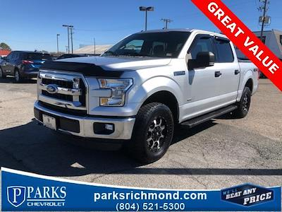 2016 Ford F-150 SuperCrew Cab 4x4, Pickup #7R1789 - photo 1