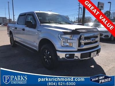 2016 Ford F-150 SuperCrew Cab 4x4, Pickup #7R1789 - photo 8