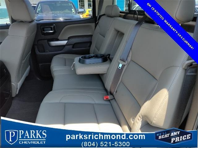 2019 Chevrolet Silverado 2500 Crew Cab 4x4, Pickup #7R1998 - photo 43