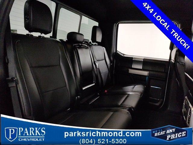 2015 Ford F-150 SuperCrew Cab 4x4, Pickup #7R2008 - photo 16