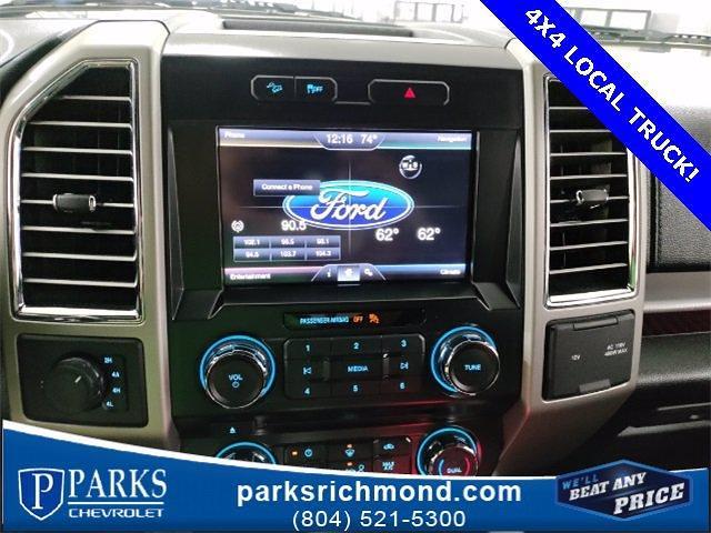 2015 Ford F-150 SuperCrew Cab 4x4, Pickup #7R2008 - photo 37