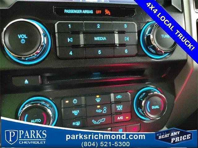 2015 Ford F-150 SuperCrew Cab 4x4, Pickup #7R2008 - photo 40