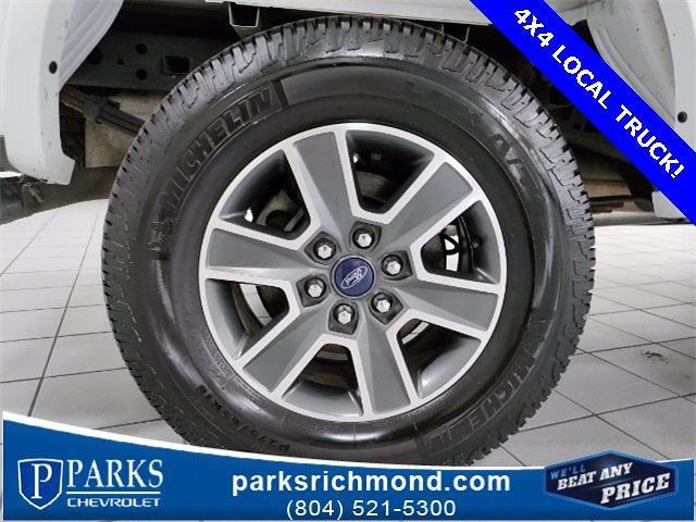 2015 Ford F-150 SuperCrew Cab 4x4, Pickup #7R2008 - photo 74