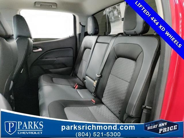 2017 Chevrolet Colorado Crew Cab 4x4, Pickup #7R2023 - photo 15