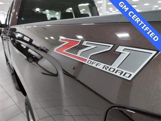 2016 Chevrolet Silverado 1500 Double Cab 4x4, Pickup #7R2025 - photo 46